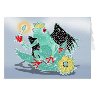 happy birthday nefera greeting card