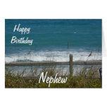 Happy Birthday Nephew-Ocean Waves