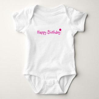 Happy Birthday! - onsie Baby Bodysuit