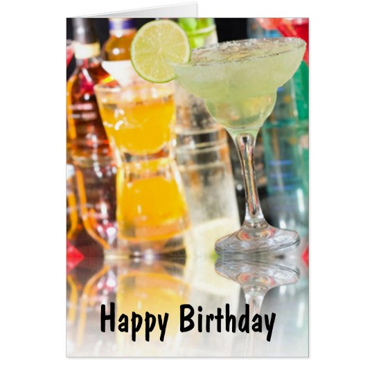 HAPPY BIRTHDAY PARTY ENJOY CELEBRATE YOUR DAY CARD