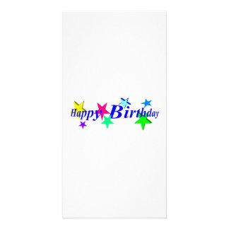 Happy Birthday Photo Card