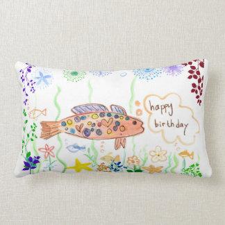 Happy Birthday Pillow
