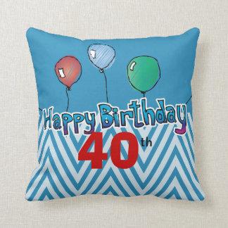 Happy Birthday Pillow Template