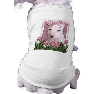 Happy Birthday - Pitbull - Petey Sleeveless Dog Shirt