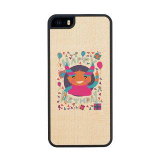 Happy Birthday Playful Monster iPhone 6 Plus Case