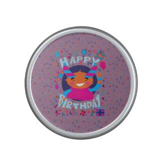 Happy Birthday Playful Monster Speaker