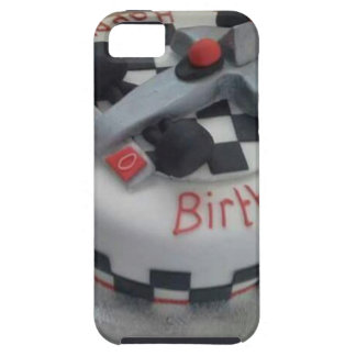 happy birthday racing car case for the iPhone 5