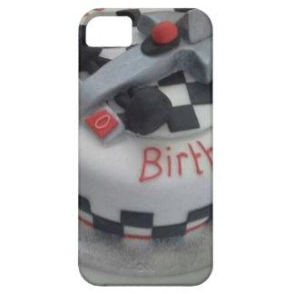 happy birthday racing car iPhone 5 cases