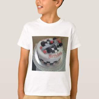 happy birthday racing car T-Shirt