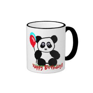Happy Birthday Ringer Mug