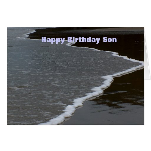 Happy Birthday Son Cards