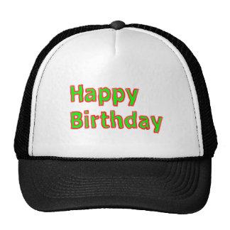 HAPPY BIRTHDAY - Sparkling MOON Cap