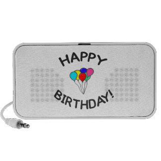 Happy Birthday Speaker System