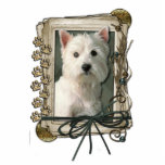 Happy Birthday - Stone Paws -West Highland Terrier