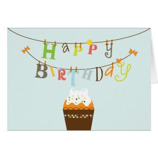 Happy Birthday String Card
