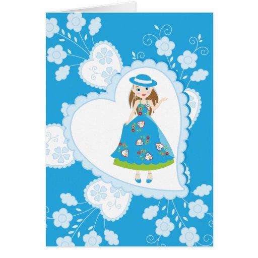Happy Birthday, Sweetie! Greeting Card