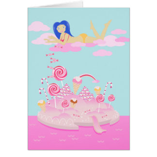 Happy Birthday Sweetie Greeting Card