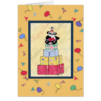 Happy Birthday to a Gifted Individual Card
