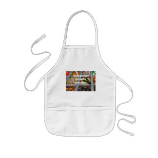 Happy Birthday to a Sweet Little Girl Apron