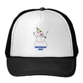 Happy Birthday To Him! Trucker Hat