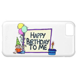 Happy Birthday To Me Boy iPhone 5C Case