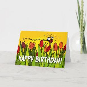 Stepmom Birthday Cards