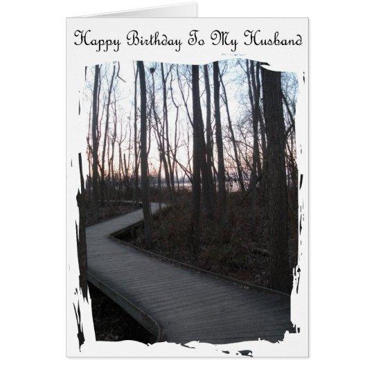 Happy Birthday To My Husband - Life Journey