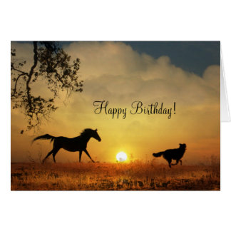 Happy Birthday to my Kindred Spirit Card