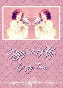 Happy Birthday Twin Gifts Gift Ideas Zazzle Uk