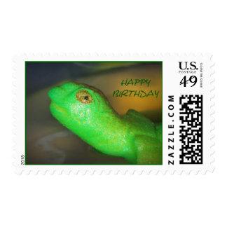 Happy Birthday Turtle Postage