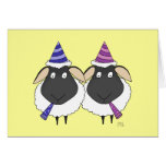 Happy Birthday Two Ewe! Cards