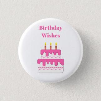 Happy Birthday Wishes Badge