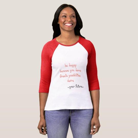 Happy Birthday Wishes, Birthday Gift Ideas T-Shirt