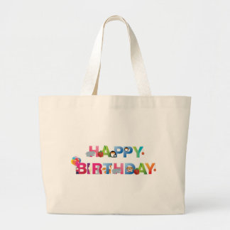 happy birthday young child style bags