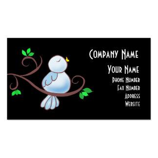 Happy Bluebird Business Card