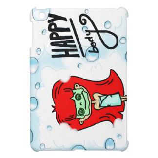 Happy Body & Bath Bubbles Case For The iPad Mini