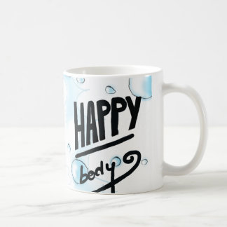Happy Body & Bath Bubbles Coffee Mug