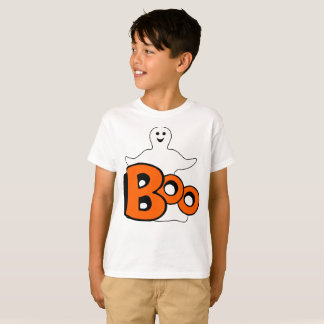 Happy Boo Ghost T-Shirt