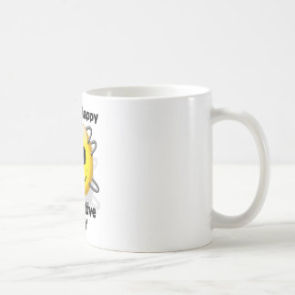 happy borg day basic white mug
