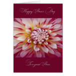 Happy Boss's Day for Female Boss Greeting Card