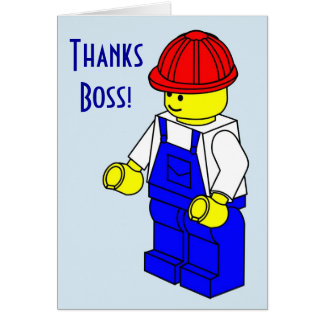 Happy Boss's Day humor. Funny Boss's Day Card