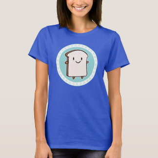 Happy Bread Slice T-Shirt