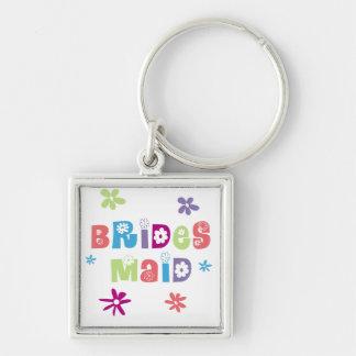Happy Bridesmaid Keychains