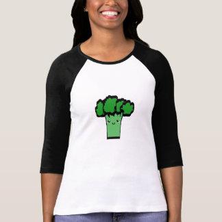 Happy broccoli t-shirts