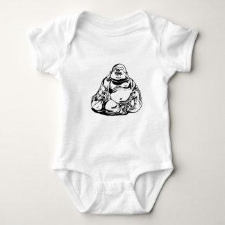 Happy Buddha Baby Bodysuit