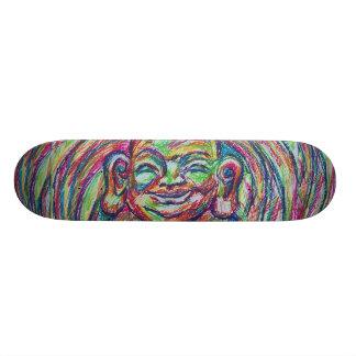 Happy Buddha Board Skateboard Decks