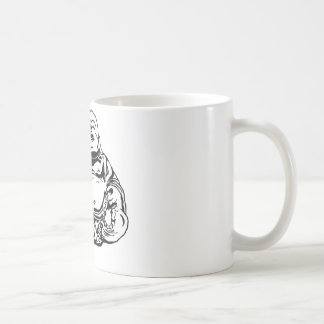 Happy Buddha Coffee Mug