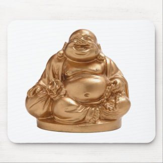 Happy Buddha Mouse Mat