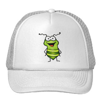 Happy Bug Cap