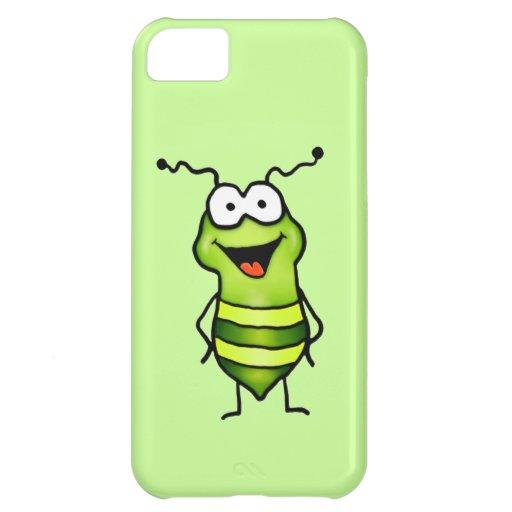 Happy Bug iPhone 5C Case